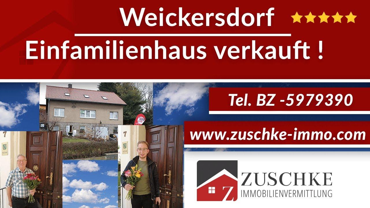 """""""Wunderbar"""" verkauft! Einfamilienhaus in Bischofswerda"""