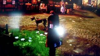 Fable III Clockwork breed dog from the new maps with a quest
