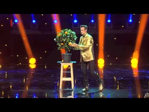 Magic act - Cabaret Show on TV - Magie 24