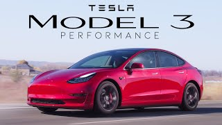Engineering Explained's Tesla Model 3 Performance Review