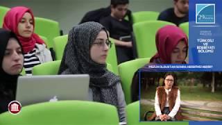 Uluslararası Öğrenciler için Verilen İmkanlar - Aidana Ivan