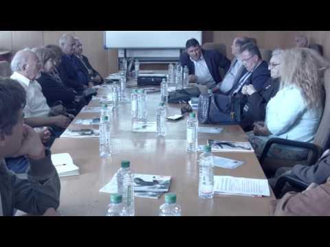 Seminar of Eng. Drossinakis, Prof. Antonov and Prof. Ignatov.