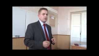 Лекция о Сталинградской битве в школе № 30