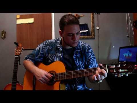 Tim Maia - Azul Da Cor Do Mar (Isaac Alves COVER)