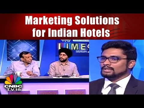 Marketing Solutions for Indian Hotels | LIME CONTEST Season 9 | CNBC TV18