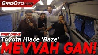 Toyota Hiace Baze | First Drive | GridOto