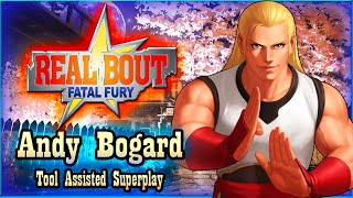 【TAS】REAL BOUT FATAL FURY - ANDY BOGARD (WITH RED LIFE)