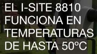 I-Site 8810 - ¿Qué hace usted cuando hace calor?