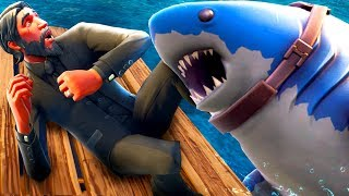 John Wick Gets Eaten By A Shark | Fortnite Short Film