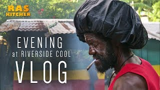 VLOG: Evening at Riverside Cool! Jamaica Vibes