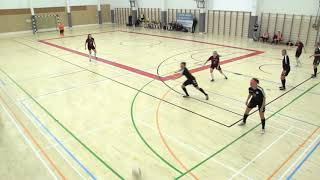 Naisten futsal-cup 2018-2019 / Ylöjärven Ilves vs. GFT maalikooste 6.1.2019