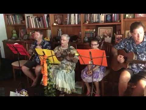 50th Anniversary Hawaiian Hula Eyes