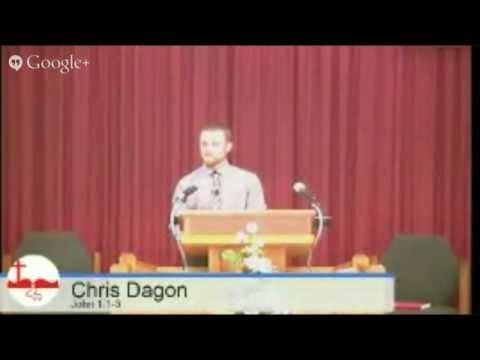 15-03-2015 AM - Chris Dagan - John 1.1-3