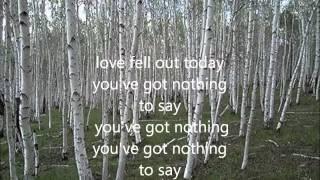 Human Tetris   Our Love Ends Lyrics
