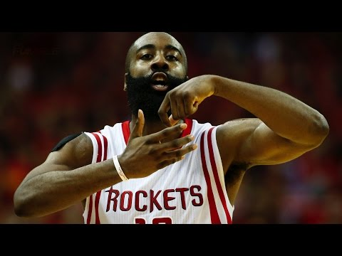 James Harden Does Weird Pre-Game Ritual, Participates in Triple FLOP