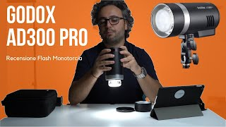 Godox AD300Pro TTL - Flash Godox AD300 Pro Video