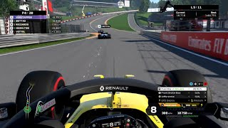 Trying To Beat The 110% AI With A Renault