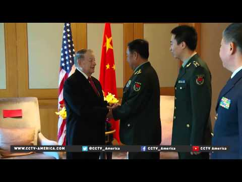 China's Gen. Fan Changlong had intense visit to the US