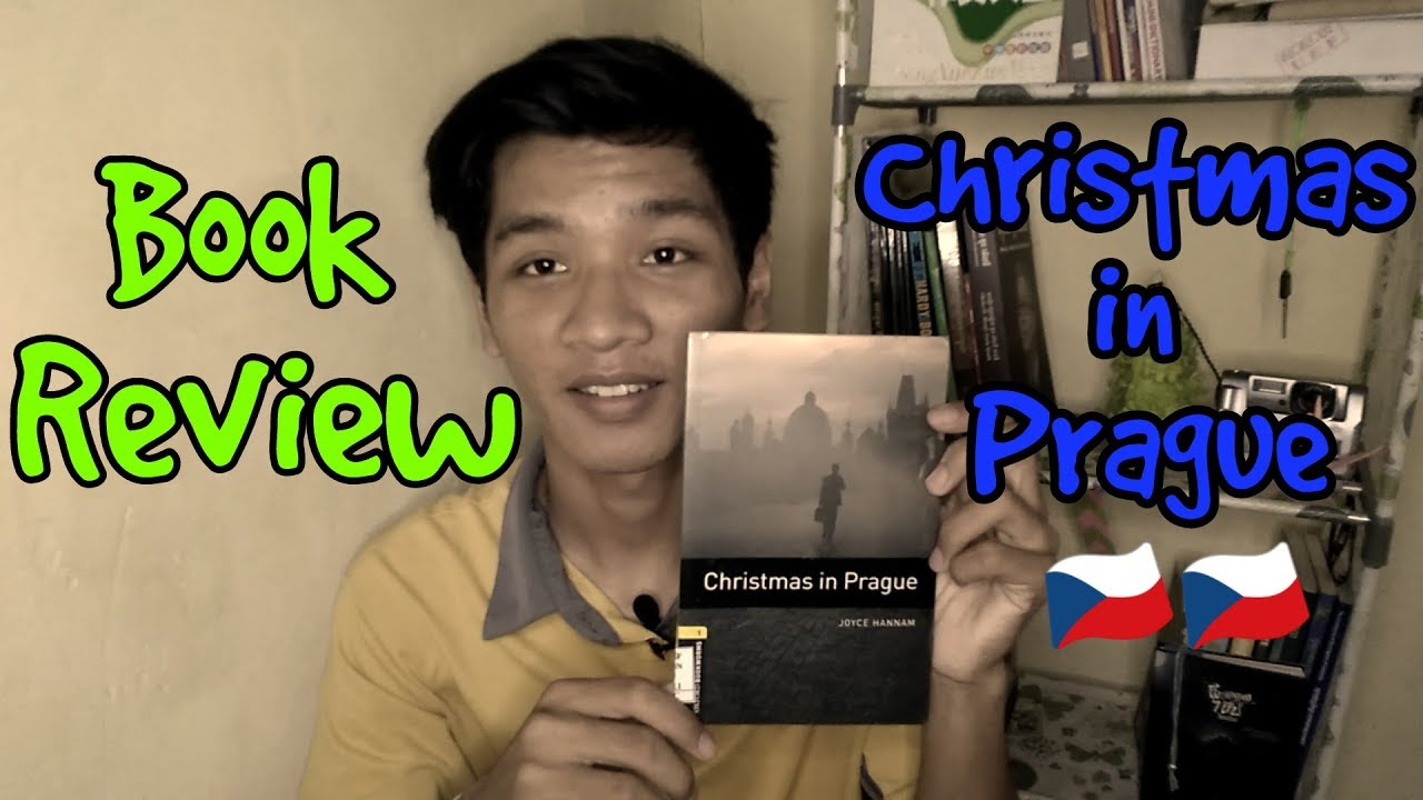 Christmas In Prague Book.Book Review Christmas In Prague By Joyce Hannam