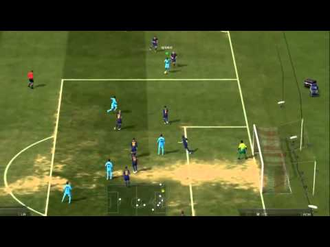 Fifa Online 3 Kỹ thuật qua người của Neymar