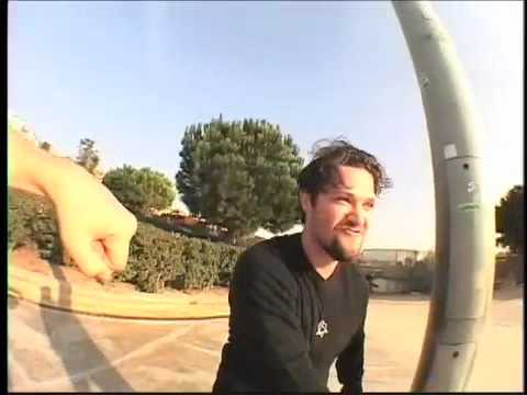 Bam Margera and friends in Barcelona
