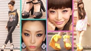 Two Looks in One Video! 2 Color Makeup & Fashion Looks ~ Ulula S/S 2013 Shoes Collection ~(Share, like,Subscribe and ENJOY :) This video is a collaboration with Ulula, a new shoes brand that is opening in Japan.The shoes are actually designed by my ..., 2013-05-03T12:13:22.000Z)