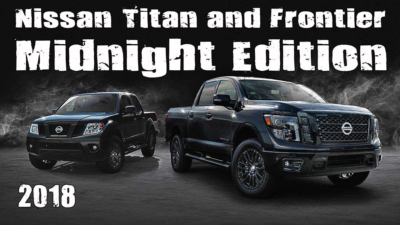 2018 nissan titan midnight new car release date and review 2018 amanda felicia. Black Bedroom Furniture Sets. Home Design Ideas
