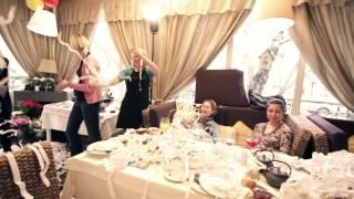 Бумажное шоу День рождение детское 2 www.mtk-art.ru