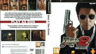 💩Attack of Crap Games | #90 | Don 2 The Game (2013) - PlayStation 2 HD