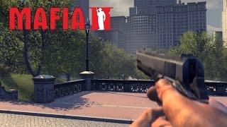 Mafia 2 PC - First Person Camera (Mod Gameplay)