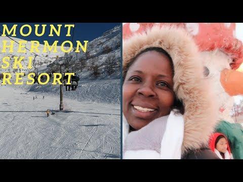 Skiing In Israel Mount Hermon.. CoolKenyan InIsrael