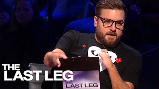 Alex Brooker Interviews…The Chair from the Kay Burley Interview | The Last Leg
