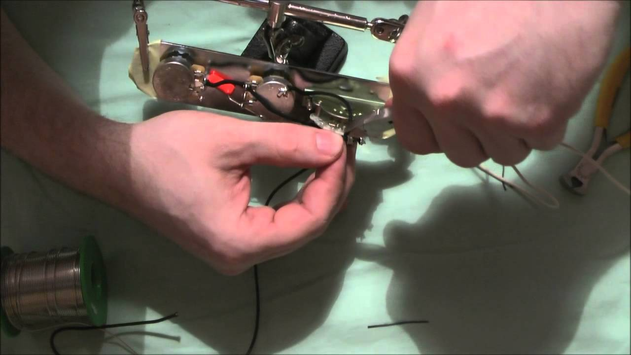 medium resolution of telecaster 4 way switch mod complete contruction wiring tutorial