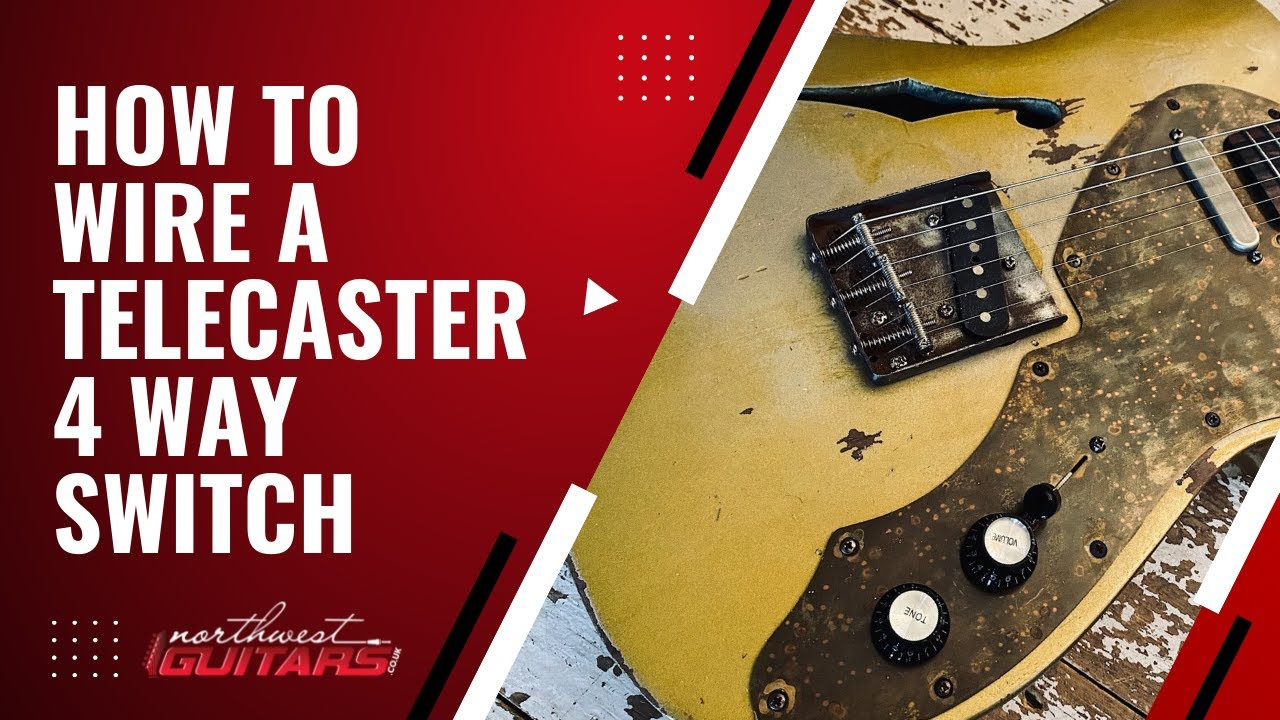 small resolution of telecaster 4 way switch mod complete contruction wiring tutorial