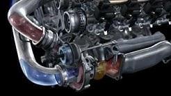 Mercedes-Benz Blue Direct -moottorit (NRO9/2011)
