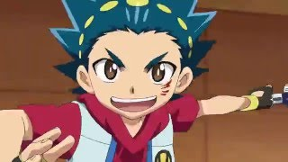 Watch Beyblade Burst Anime Trailer/PV Online