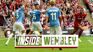 Inside Wembley: Liverpool 1-1 Man City | Penalties deny Reds in the Community Shield