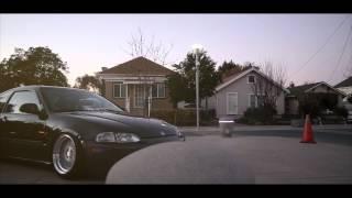 NvUs | josh's slammed ej1 | Klutch Wheels
