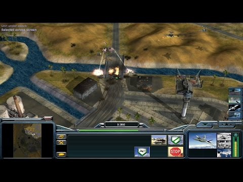 Battle For Baghdad - Command and Conquer Generals: Zero Hour