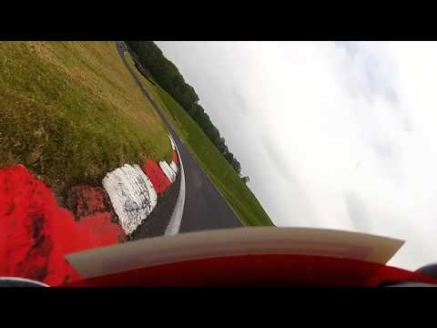 Joe Burns - JG Speedfit Kawasaki - Onboard Cadwell Park - 11th June 2013