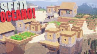 A melhor SEED para Minecraft 1.13!