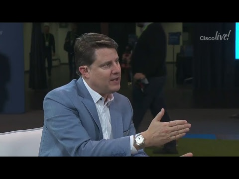 Cisco Live 2018 - Innovation Showcase: Delivering Intent for Data Center Networking