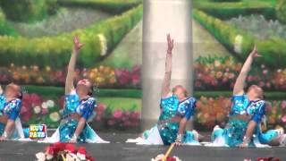 Silver Skies, a Hmong Dance Group, Competed at Hmong American New Year 2014 Metro Dome/Minneapolis
