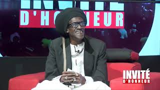 INVITÉ D'HONNEUR - Invité: Cheikh Ndigueul Lo - 13 Mars 2021