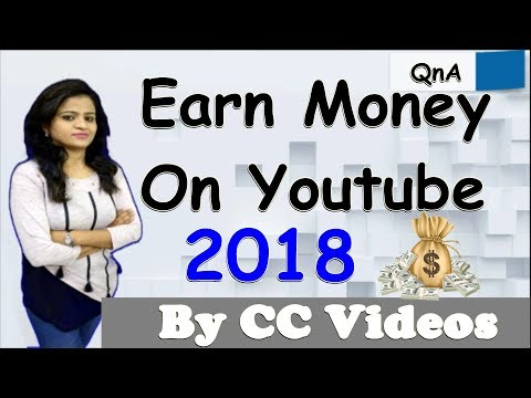 How to Earn Money on Youtube WIthout Making your Own Video | Creative Common Videos 2018 [UPDATED]