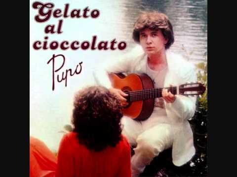 Pupo Gelato Al Cioccolato 1979 Youtube