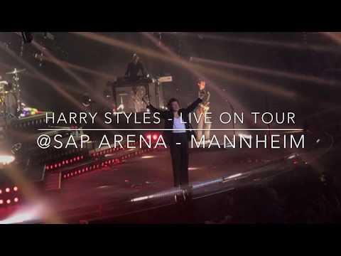 Harry Styles - Live Konzert 2018 - SAP Arena Mannheim