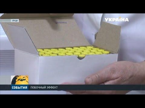 В Полтаве десять детей оказались в больнице после прививок от столбняка