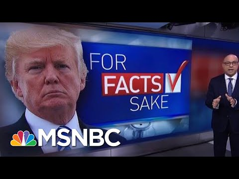 Separating Fact From Fiction In President Donald Trump's Medicare Op-Ed | Velshi & Ruhle | MSNBC