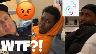 Boyfriends react to Cheating FaceTime Prank!!🤣 Tiktok Compilation